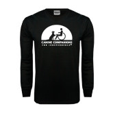 Black Long Sleeve TShirt-
