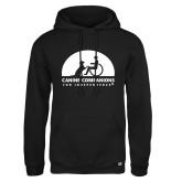 Russell DriPower Black Fleece Hoodie-