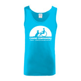 Light Blue Tank Top-