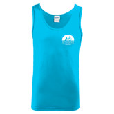 Light Blue Tank Top-Kinkeade Campus