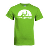 Lime Green T Shirt-