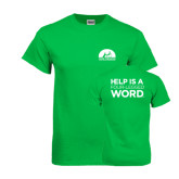 Kelly Green T Shirt-