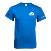 Royal Blue T Shirt-Graduate