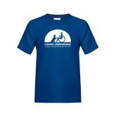 Youth Royal T Shirt-