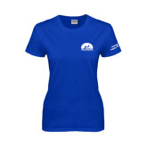 Ladies Royal T Shirt-Volunteer Puppy Raiser