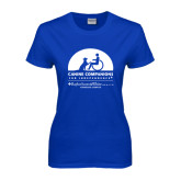Ladies Royal T Shirt-Kinkeade Campus