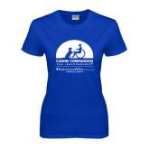 Ladies Royal T Shirt-Kinkeade Campus