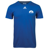 Adidas Climalite Royal Ultimate Performance Tee-