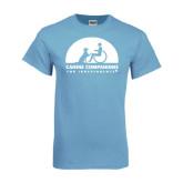 Light Blue T Shirt-