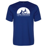 Performance Royal Tee-
