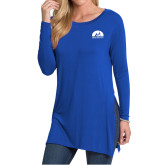 Ladies Royal Side Slit Tunic-