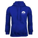 Royal Fleece Hood-Kinkeade Campus