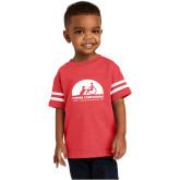 Toddler Vintage Red Jersey Tee-