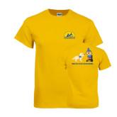 Gold T Shirt-
