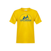 Youth Gold T Shirt-