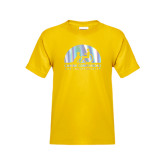 Youth Gold T Shirt-Foil