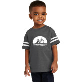 Toddler Vintage Charcoal Jersey Tee-