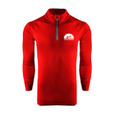 Under Armour Cardinal Tech 1/4 Zip Performance Shirt-