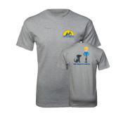 Grey T Shirt-