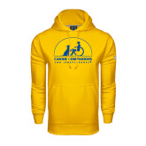 Under Armour Gold Performance Sweats Team Hoodie-