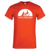 Orange T Shirt-