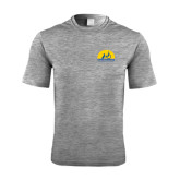 Performance Grey Heather Contender Tee-