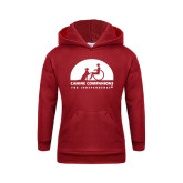Youth Cardinal Fleece Hoodie-