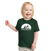 Toddler Dark Green T Shirt-