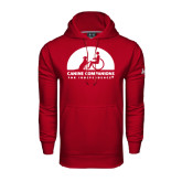 Under Armour Cardinal Performance Sweats Team Hoodie-