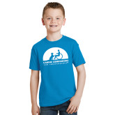 Youth Sapphire T Shirt-