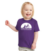 Toddler Purple T Shirt-