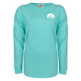 Mint Game Day Jersey Tee-