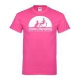 Hot Pink T Shirt-