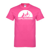 Cyber Pink T Shirt-
