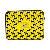 13 inch Neoprene Laptop Sleeve-Dog Pattern