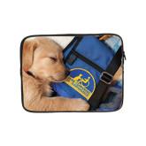 10 inch Neoprene iPad/Tablet Sleeve-Dog Sleeping