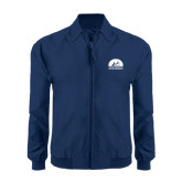 Navy Players Jacket-