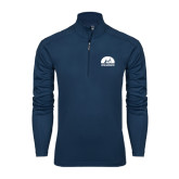 Syntrel Navy Interlock 1/4 Zip-