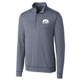 Cutter & Buck Shoreline Navy 1/2 Zip-