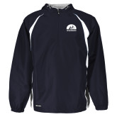 Holloway Hurricane Navy/White Pullover-