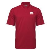 Cardinal Mini Stripe Polo-