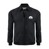 Black Players Jacket-