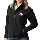 Ladies DRI DUCK Contour Black Softshell Jacket-