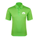Lime Green Silk Touch Performance Polo-