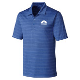 C&B Interbay Royal Stripe Polo-