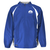 Holloway Hurricane Royal/White Pullover-