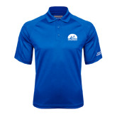 Royal Textured Saddle Shoulder Polo-Volunteer Puppy Raiser