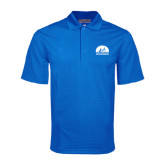 Royal Mini Stripe Polo-