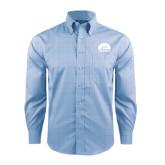 Red House Light Blue Plaid Long Sleeve Shirt-