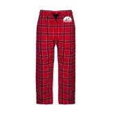 Red/Black Flannel Pajama Pant-